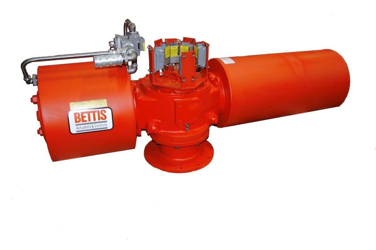 Bettis Actuators G-Series