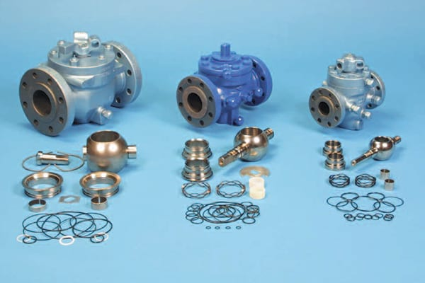 valve remanufacturing services for top entry ball valves